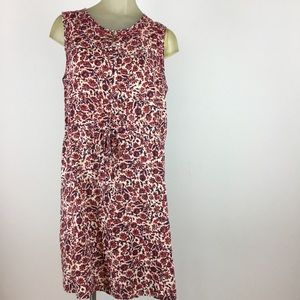 Dresses & Skirts - Lucky brand dress large red floral sleeveless